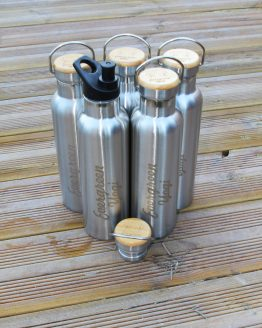 Yogi double insulated stainless steel water bottles
